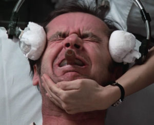 One Flew Over The Cuckoo's Nest: Electroshock Therapy
