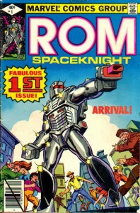 Marvel's Rom Spaceknight #1