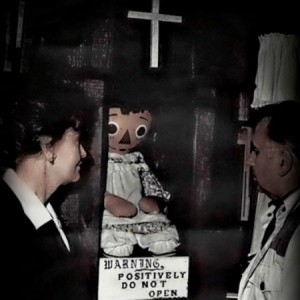 Real Annabelle