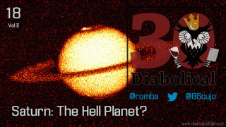 Saturn: The Hell Planet?