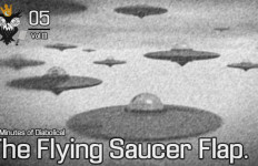 The Flying Saucer Flap