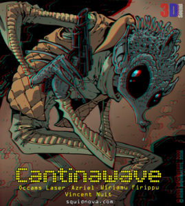 Cantinawave - Synthwave Album