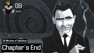 rod serling art
